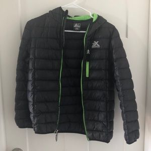 Boys zeroxposur puffer jacket size 10/12